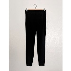 Madewell High Rise Knit Leggings Black S